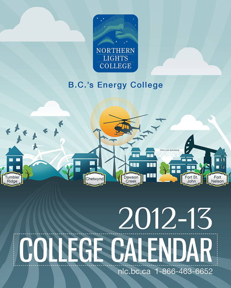 Northern Lights College Calendar