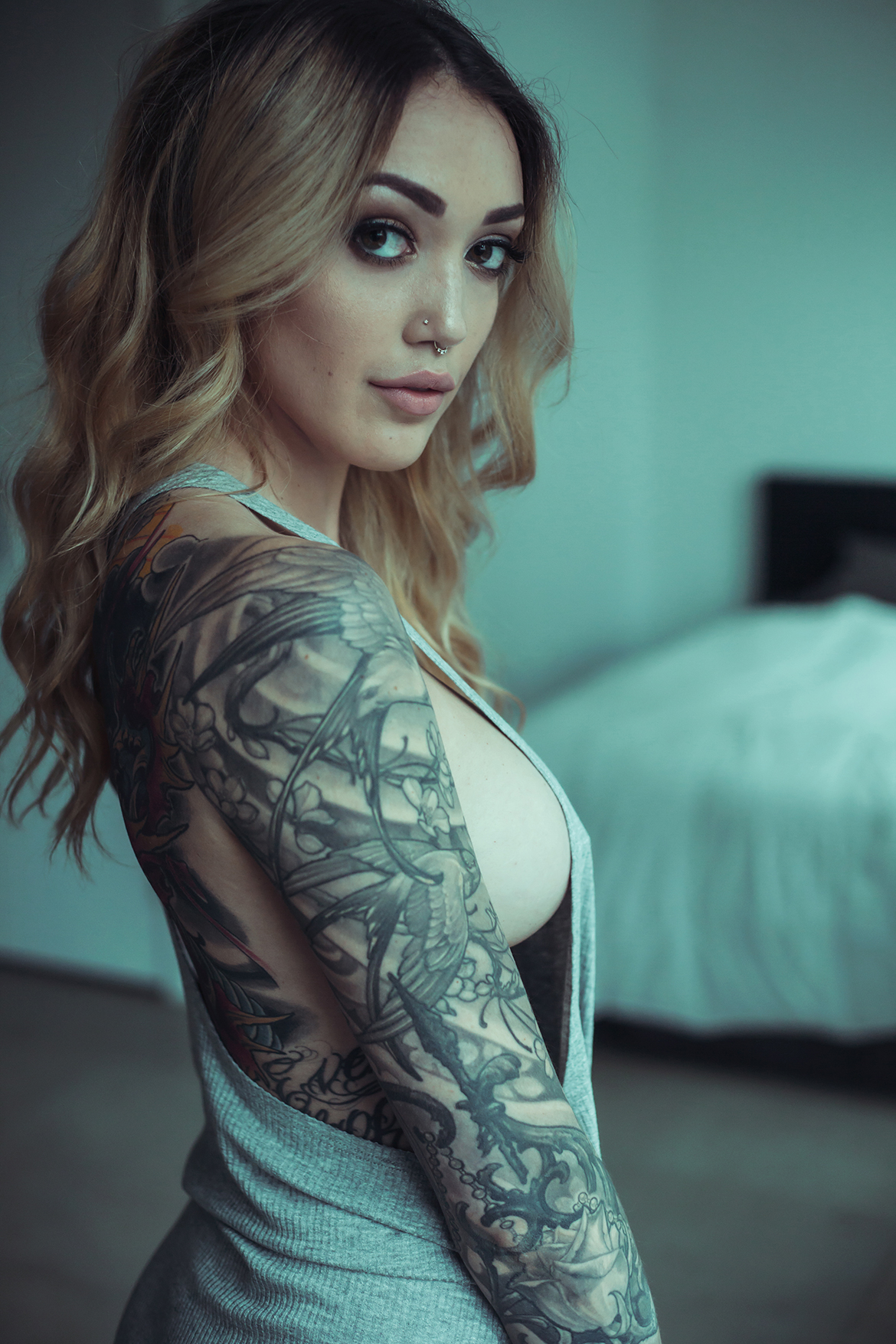 Inked – Feat Ashley Castaner