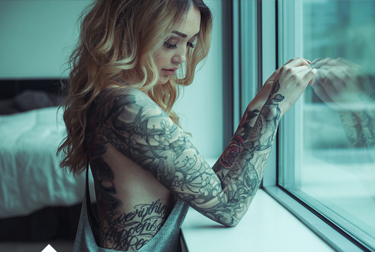 Inked - Feat Ashley Castaner
