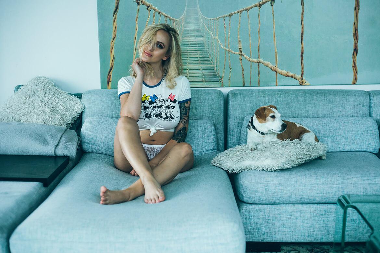 Ruff Life featuring Alyssa Barbara