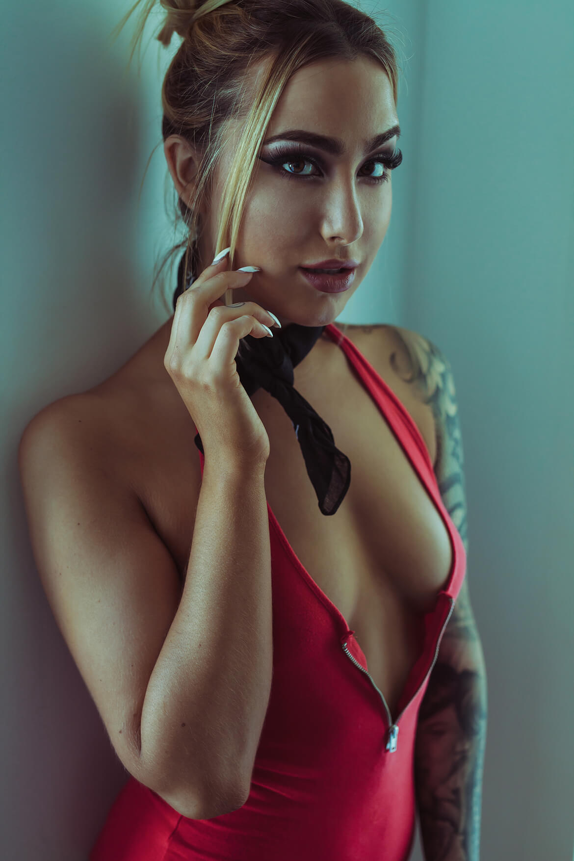 Lady in Red Featuring Brittany Paige