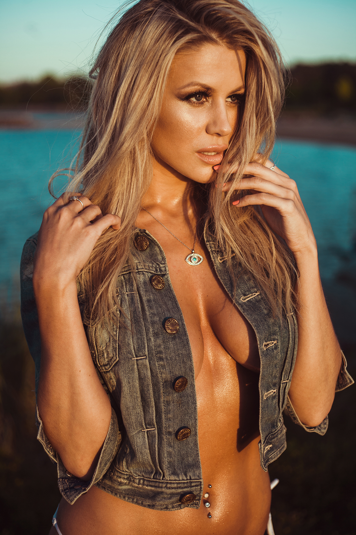Get Your Feet Wet Featuring Madison Welch